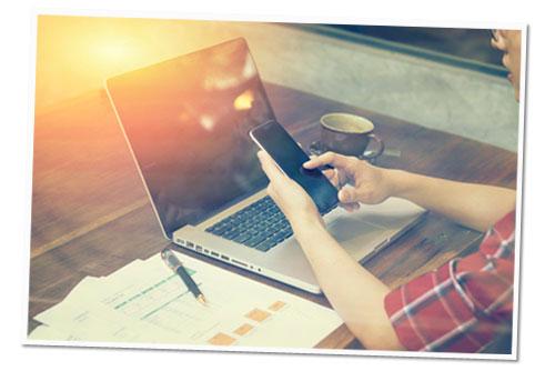 Diseño web profesional y con un gestor de contenidos fácil de usar, gestionados con WordPress