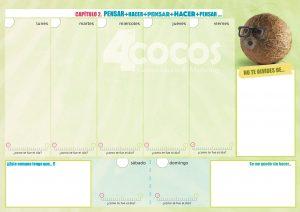 planificador 4cocos